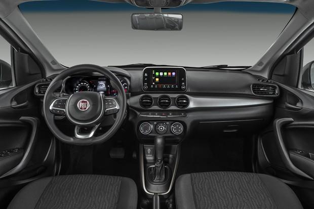 Fiat Cronos Drive 1.8 (Foto: divulgação)