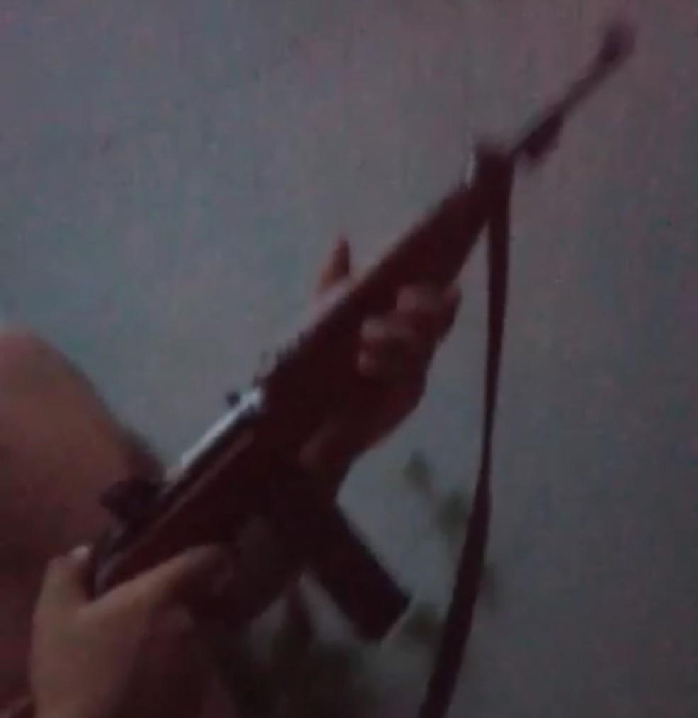 Homem preso em Passo Fundo é apontado como um dos maiores traficantes de Passo Fundo — Foto: Polícia Civil/Divulgação