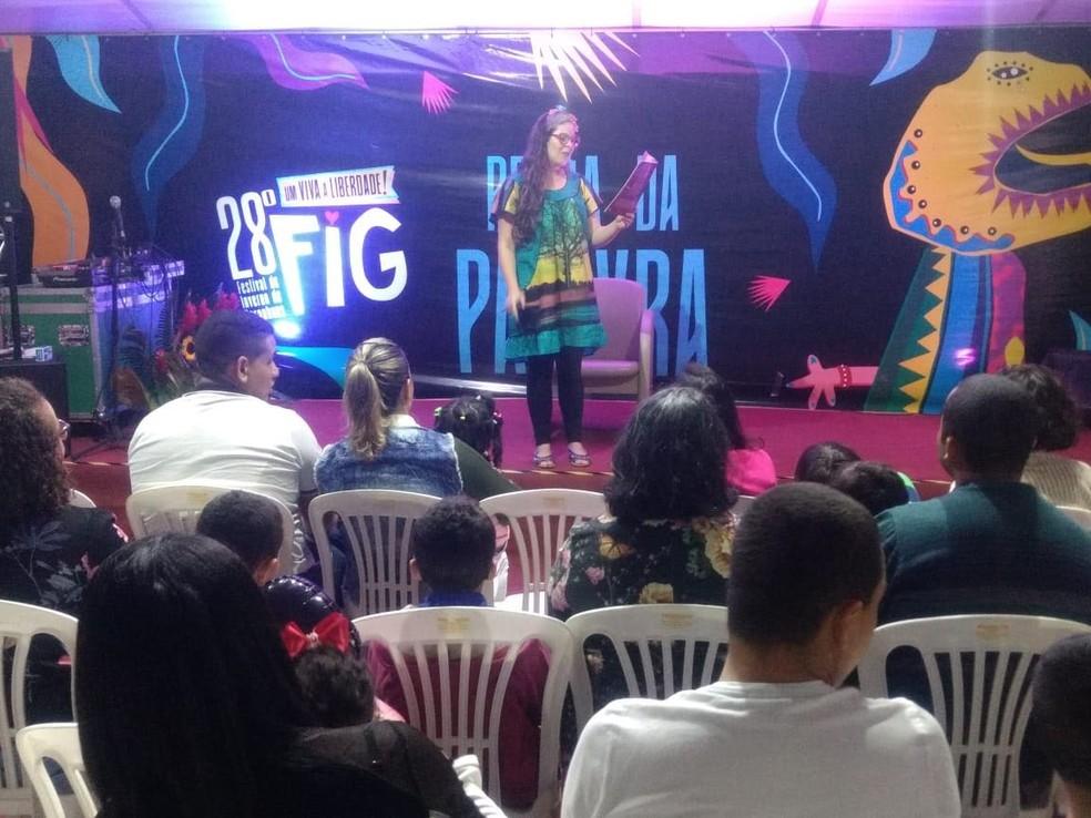 Caravana de Leitura Filig será realizada em Garanhuns — Foto: Divulgação