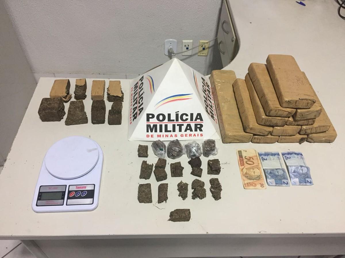Mulheres presas em Governador Valadares vendiam drogas por ordem de detento, diz polícia