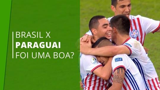 Brasil pegar Paraguai nas quartas da Copa América é bom? Veja análise