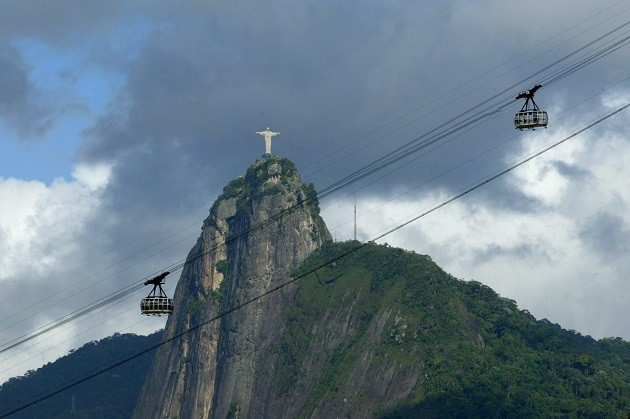 Corcovado e Pão de Açúcar, no Rio