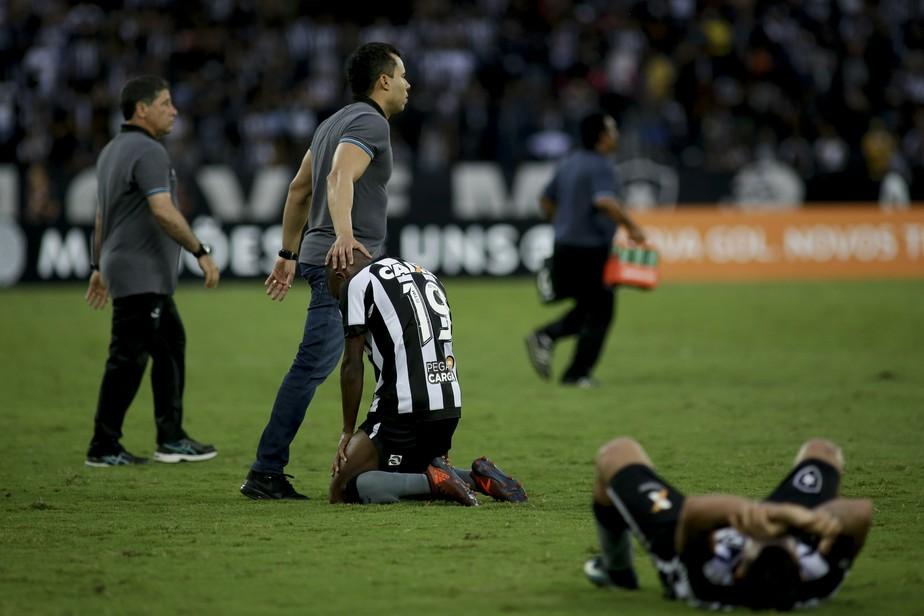 O ano mágico que termina trágico: os sete pecados capitais (e cruciais) do Botafogo