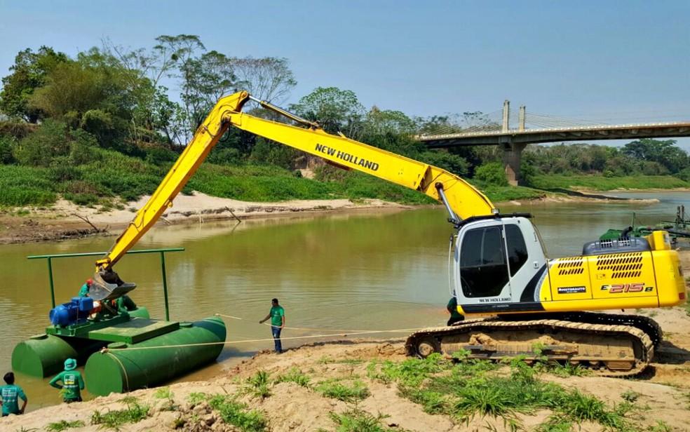 Depasa anunciou medidas para evitar falta de abastecimento de água (Foto: Divulgação/Depasa)