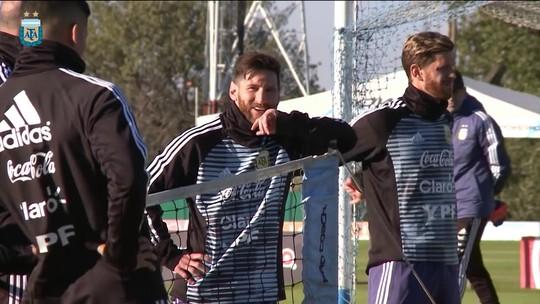 """Em sua quarta Copa, Mascherano admite : """"Está claro que para mim é a última chance"""""""