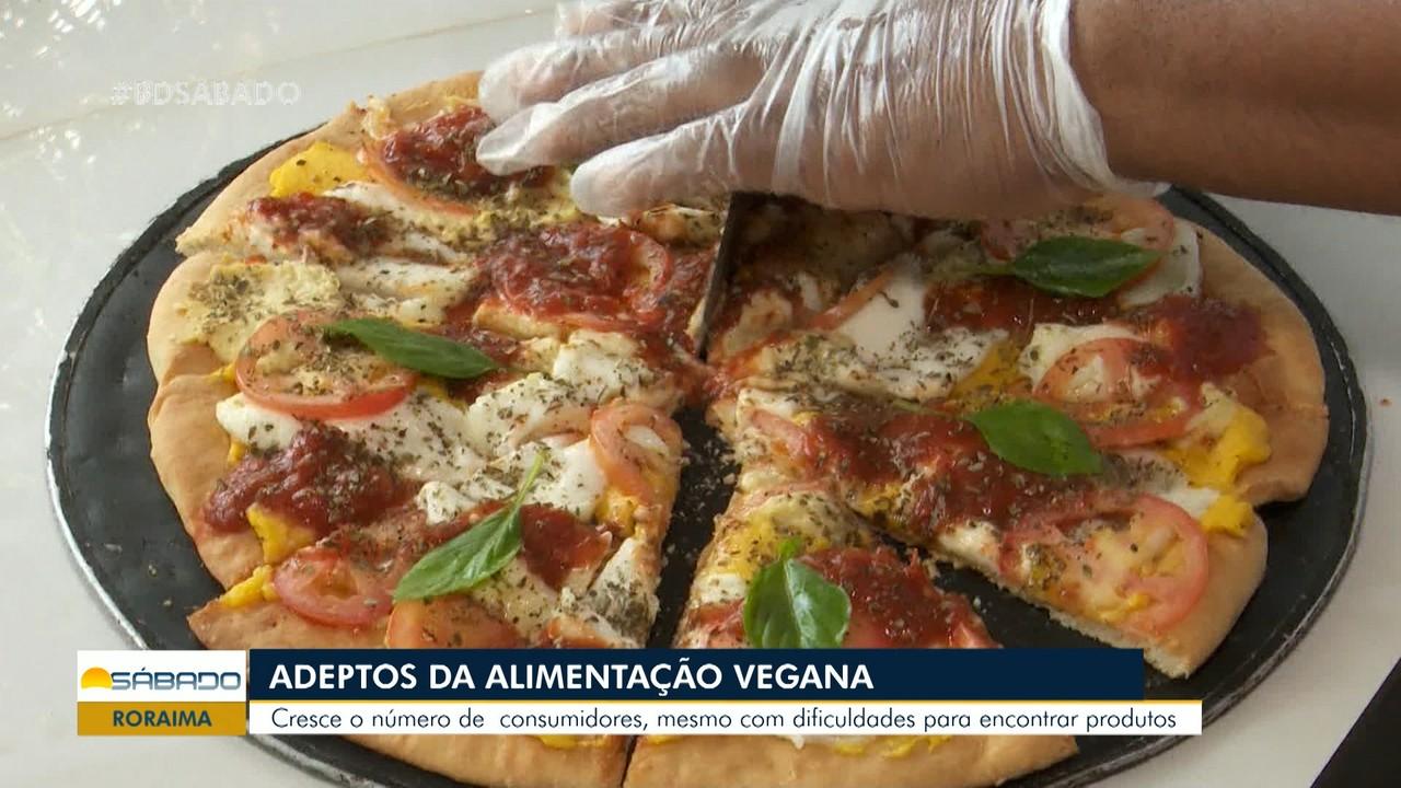 Em Roraima, cresce número de consumidores adeptos da alimentação vegana