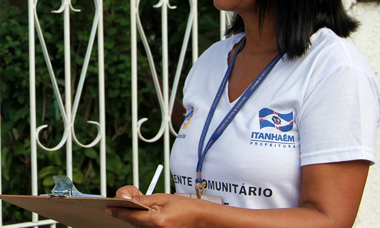 Concurso com 200 vagas de agente comunitário de saúde é aberto em Itanhaém, SP - Notícias - Plantão Diário