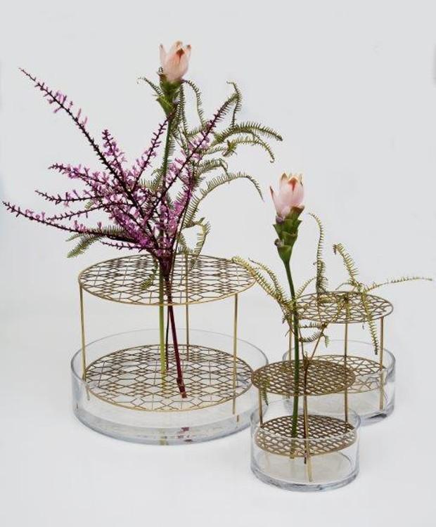 Vaso Recorte, de Nara Ota para Naraotadesign  (Foto: Divulgação)