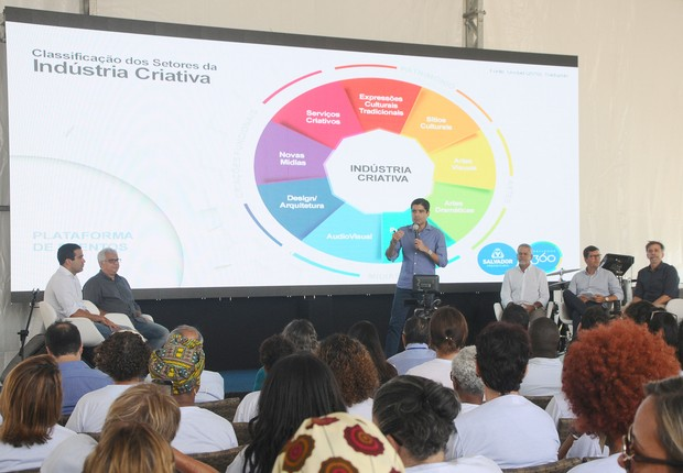 Durante o evento, foi apresentado um balanço das ações dos eixos já iniciados no último ano (Foto: Aristeu Chagas)