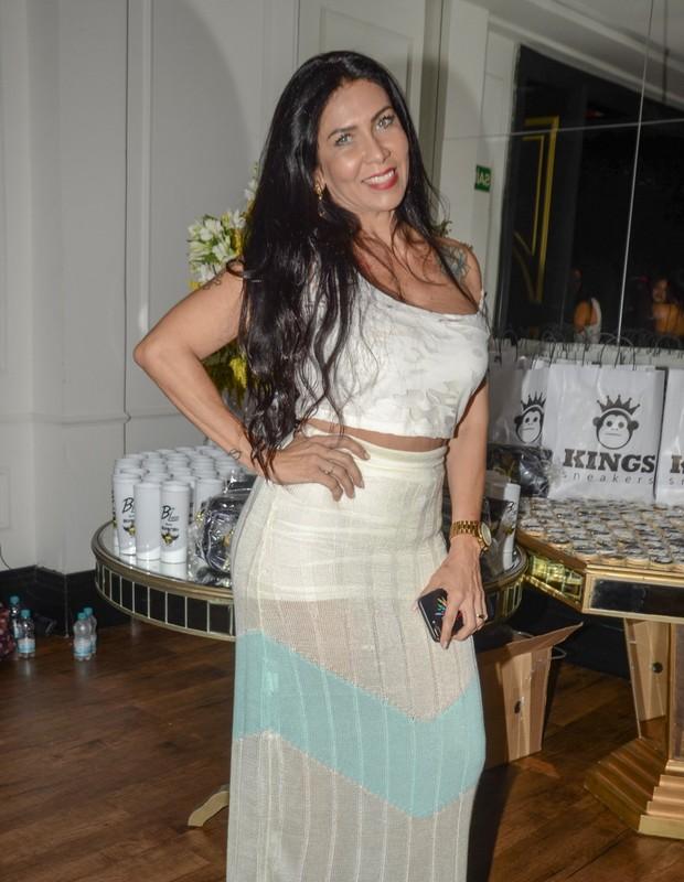 Denise Tacto (Foto: Eduardo MartinsAgNews)