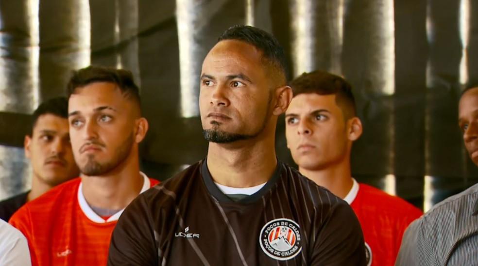 Goleiro Bruno — Foto: Marcelo Rodrigues/EPTV