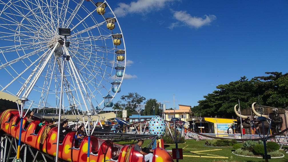 b595ec66d6c3f ... Parque Guanabara foi criado em 1951 como uma atração itinerante — Foto   Raquel Freitas