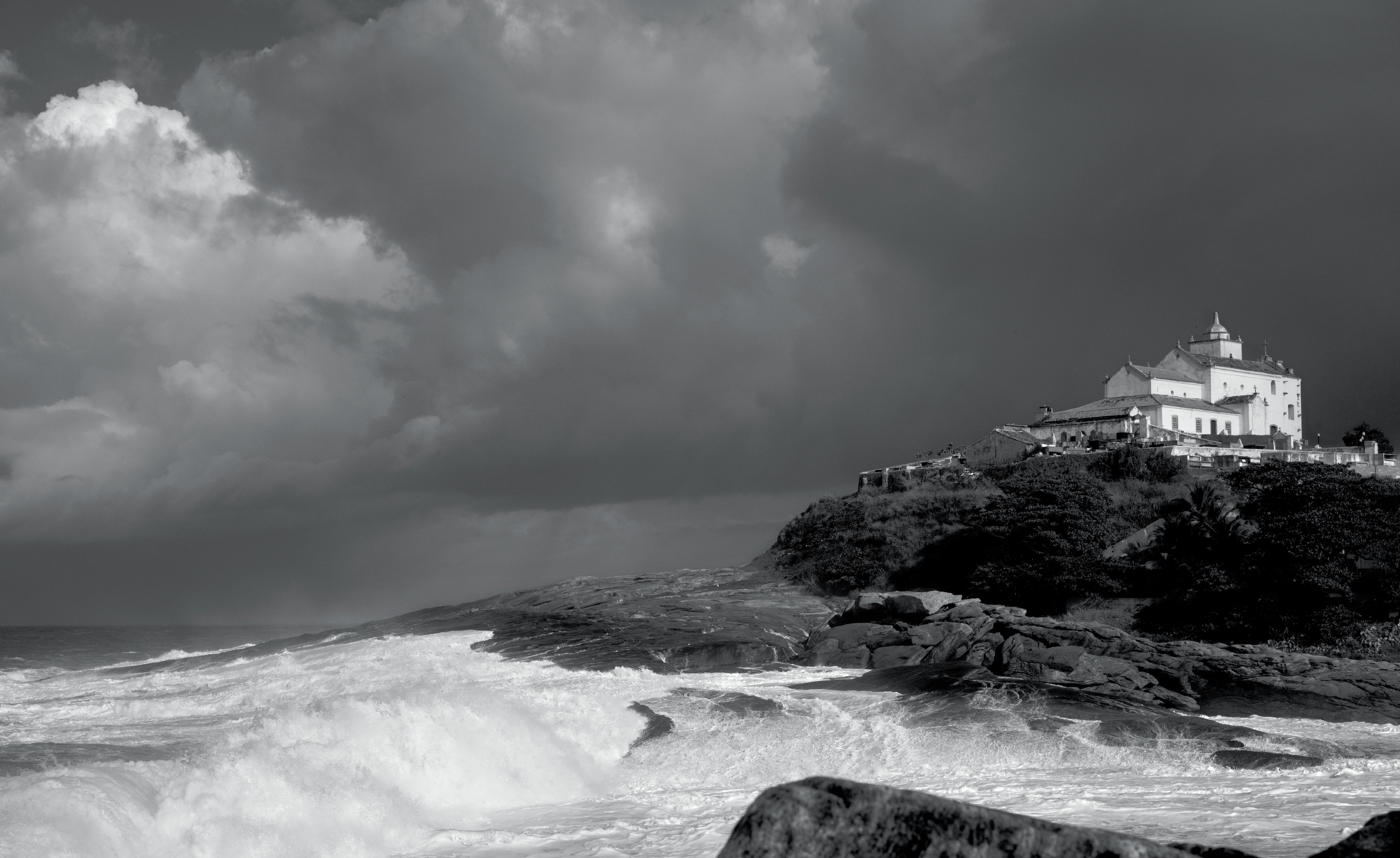 Tempestade_Saquarema (Foto: Divulgação)
