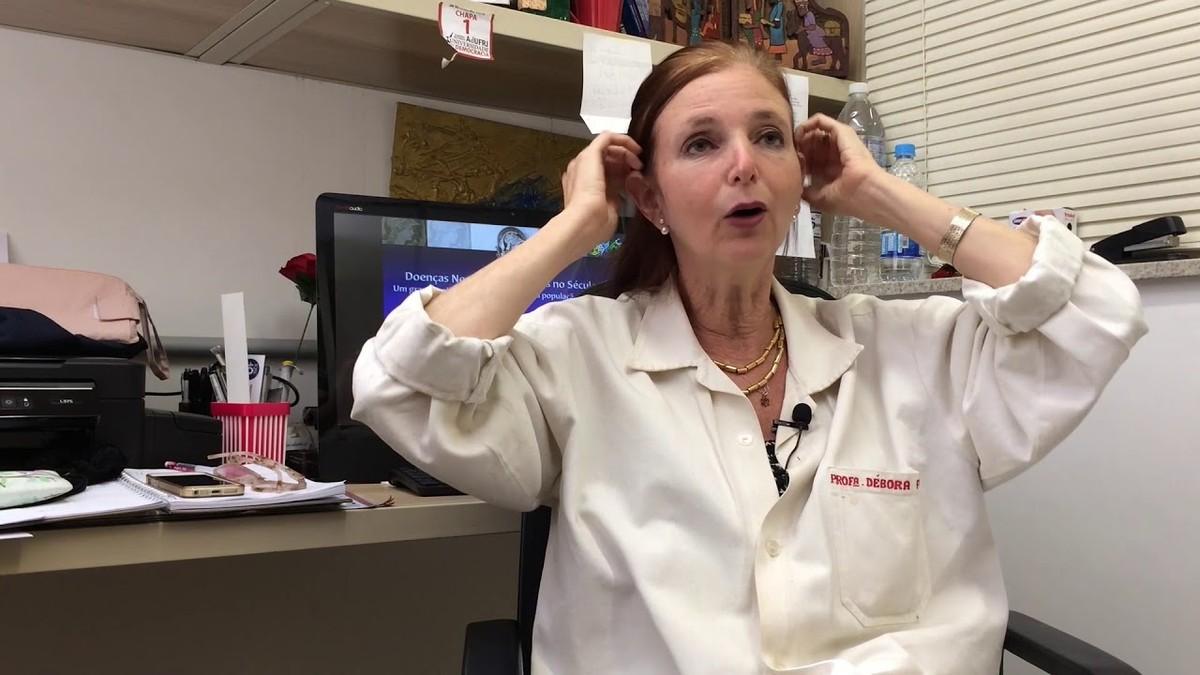 Cientista recebe medalha por pesquisa sobre Alzheimer e Parkinson