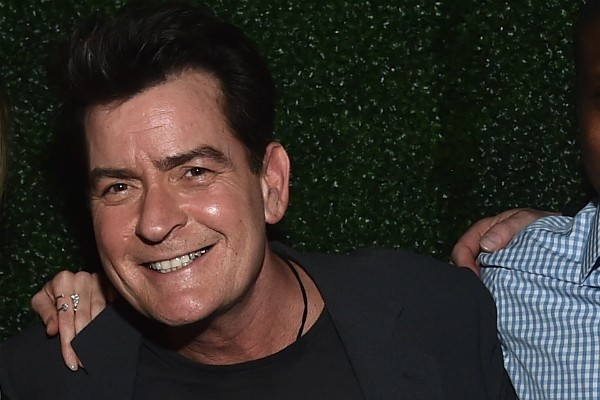 O ator Charlie Sheen (Foto: Getty Images)