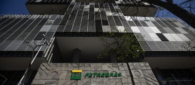 Sede da Petrobras, no Centro do Rio