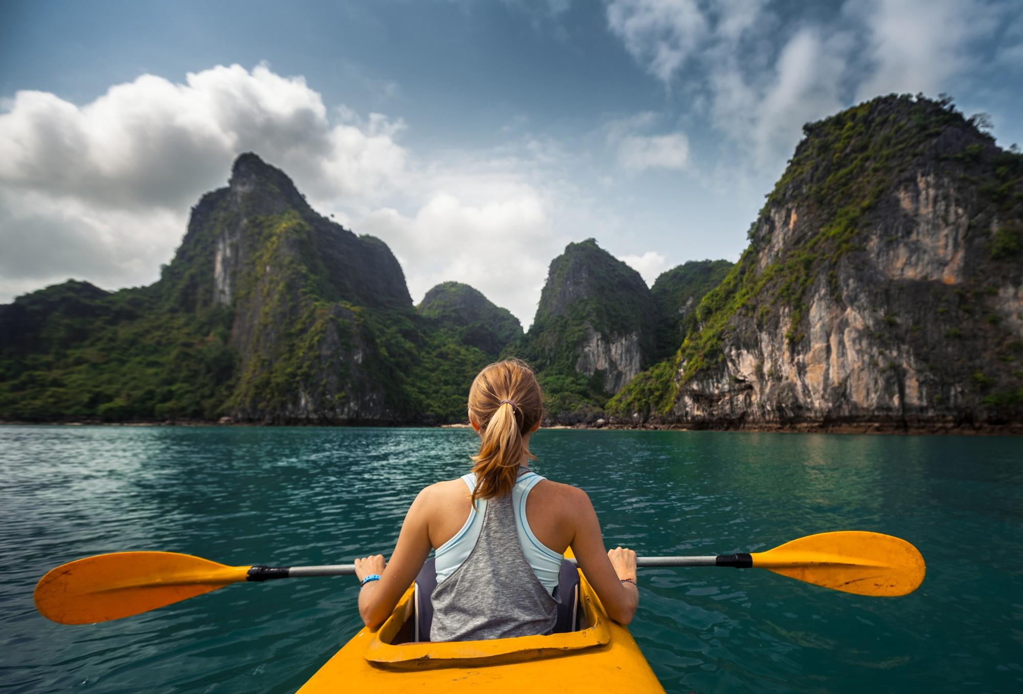 caiaque, viagem, montanhas (Foto: Thinkstock)