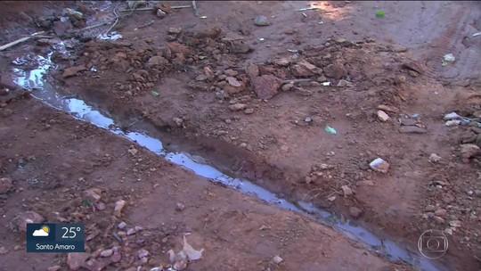 Quatro cidades da Região Metropolitana de SP não têm tratamento de esgoto