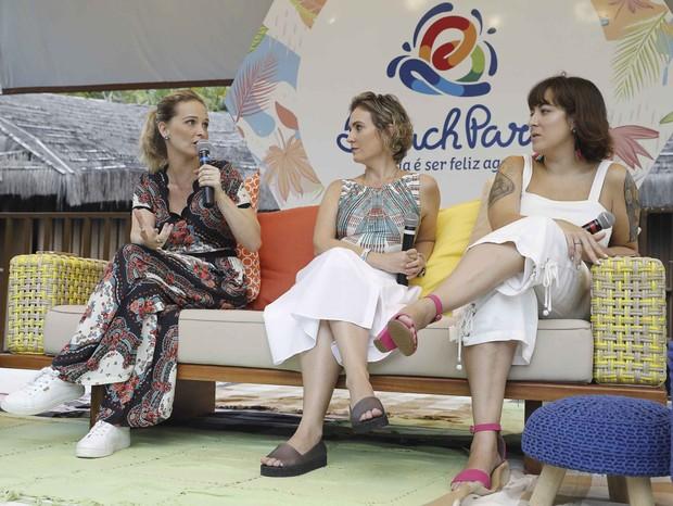 Fernanda Rodrigues, Shirley Hilgert e Helen Ramos (Foto: Felipe Panfili/Divulgação)
