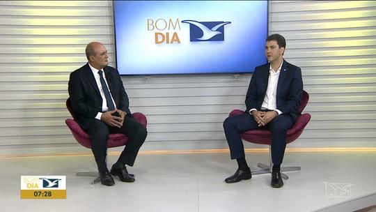 Deputado Eduardo Braide fala sobre Reforma Tributária no Bom Dia Mirante