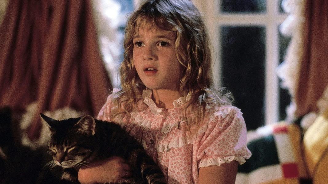 Drew Barrymore em Cat's Eye (Foto: Divulgação)