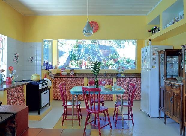 decoração-de-cozinha (Foto: Codo Meletti e Marcelo Magnani/Editora Globo)