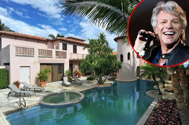 Jon Bon Jovi compra nova casa  (Foto: Divulgação)