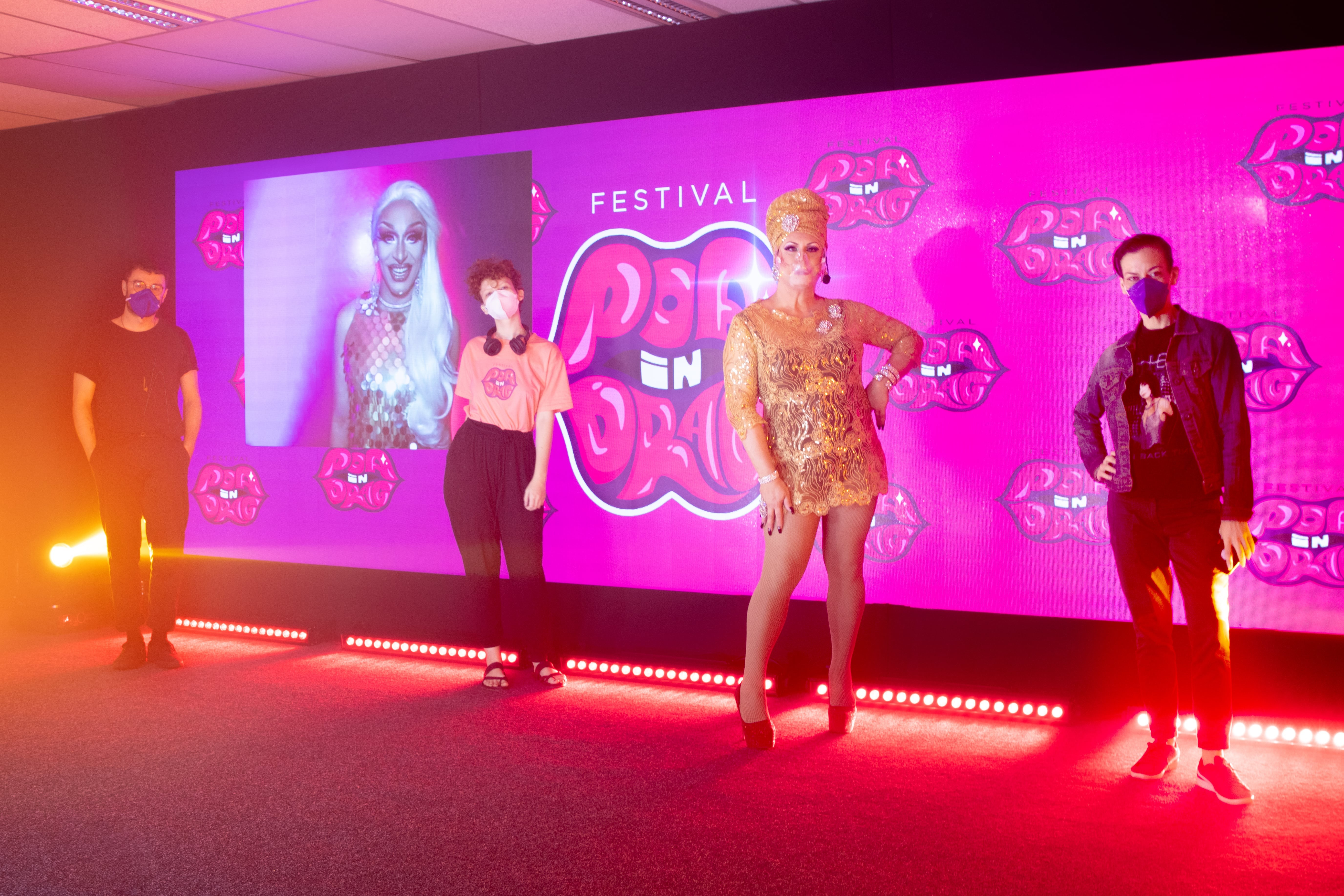 Festival online aborda arte das drag queens em Porto Alegre; saiba como participar