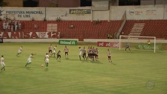 Portuguesa Santista bate Linense e lidera a Série A2 com duas vitórias