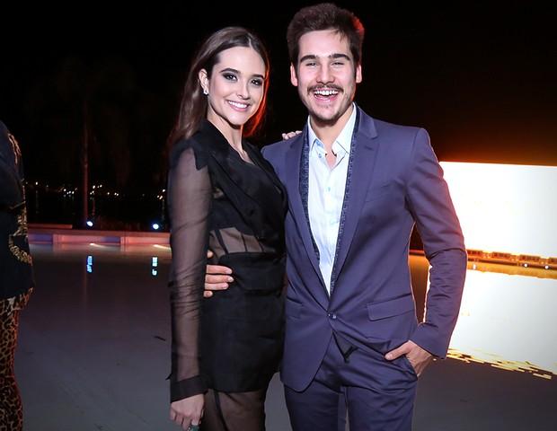 Juliana Paiva e Nicolas Prattes (Foto: Roberto Filho/ BrazilNews)