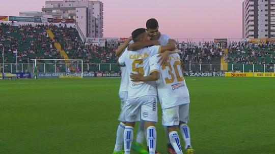 Vice-líder da Série B, CSA bate o Figueirense e cola no Fortaleza