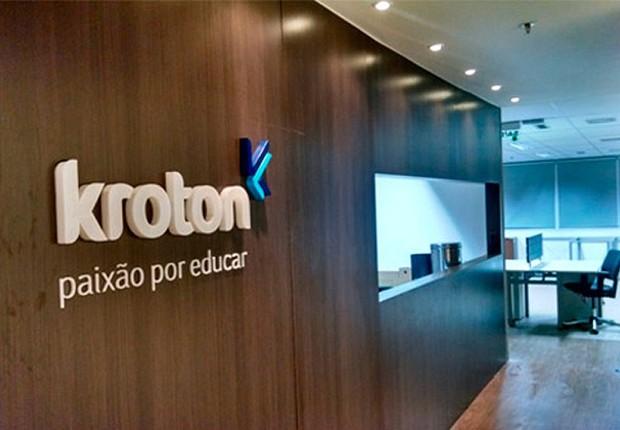 Kroton Educacional (Foto: Divulgação)