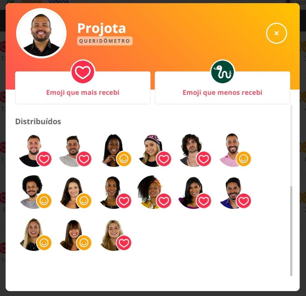 Projota — Foto: Globo