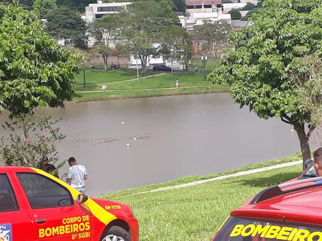 Homem é encontrado morto dentro do Lago Aratimbó, em Umuarama