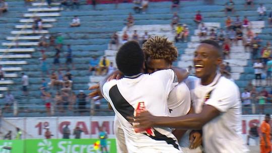 Vasco x Manthiqueira - Copa São Paulo de Futebol Júnior 2019 - globoesporte.com
