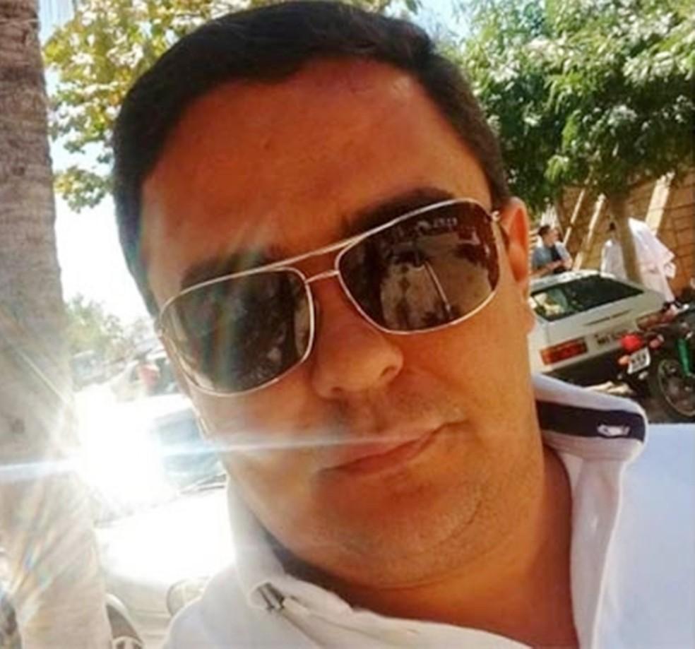 Adolfo Maia tinha 38 anos (Foto: Arquivo Pessoal)