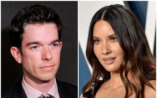 Atriz de 'X-Men' está namorando comediante que anunciou divórcio nesta semana, revela revista