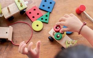 Para o seu filho aprender brincando...