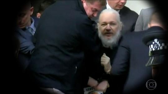 Entenda como e por que Julian Assange, fundador do WikiLeaks, foi preso na embaixada do Equador