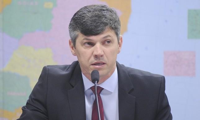 Valter Casimiro, secretário de Transportes do Distrito Federal