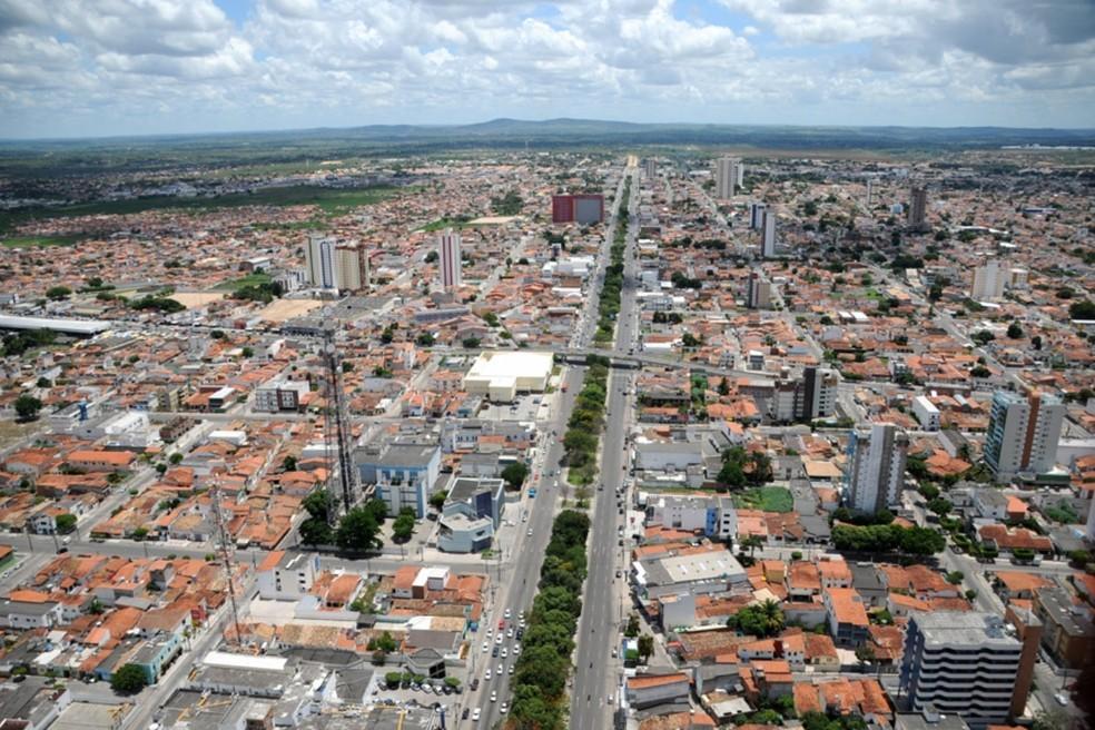 Feira de Santana — Foto: Divulgação/Secom