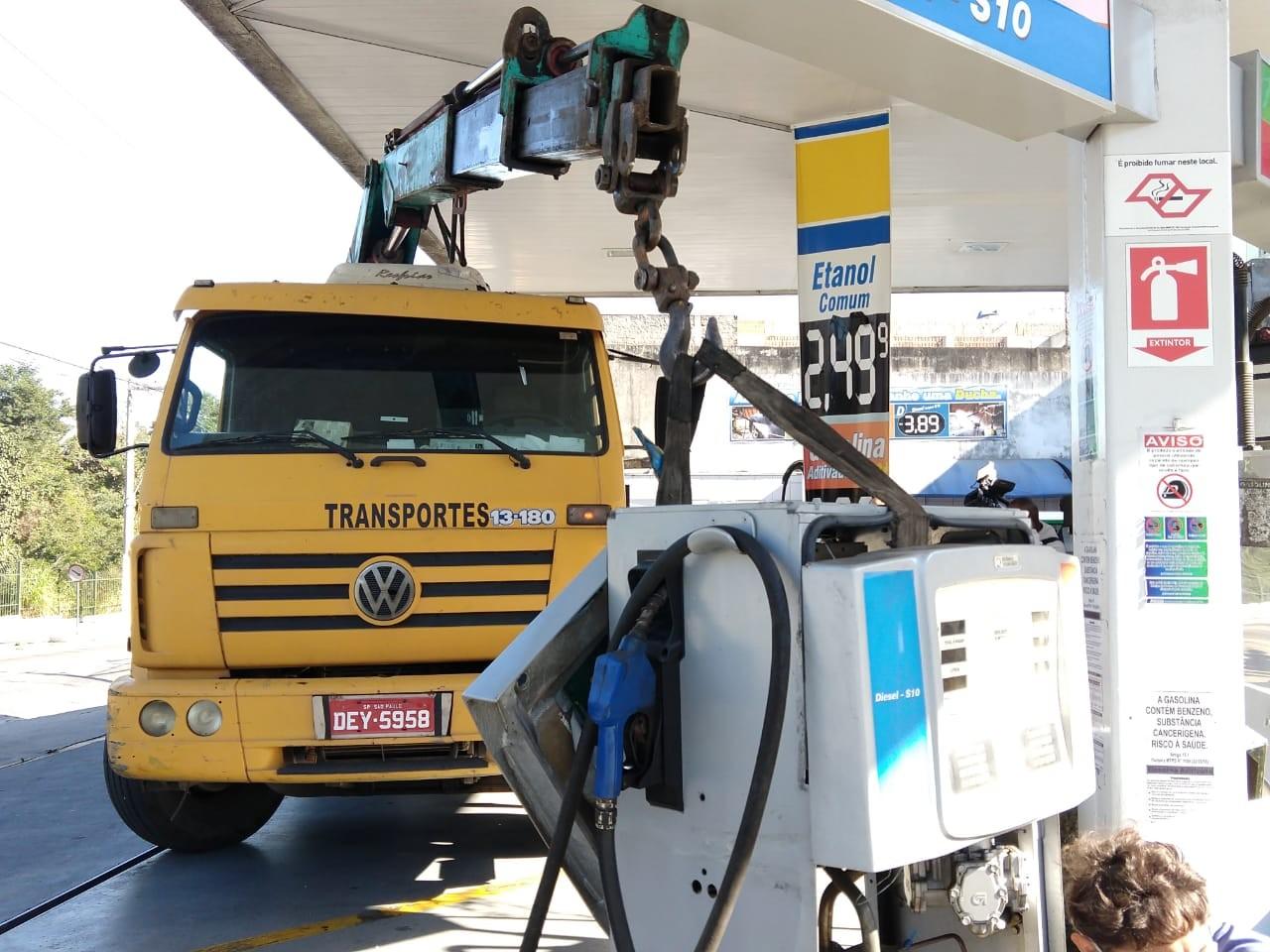 Governo de SP faz megaoperação para fiscalizar 171 postos de combustíveis no estado
