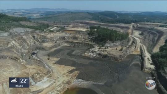 MPF encaminha proposta de TAC para corrigir falhas de plano de barragem de lixo nuclear em MG