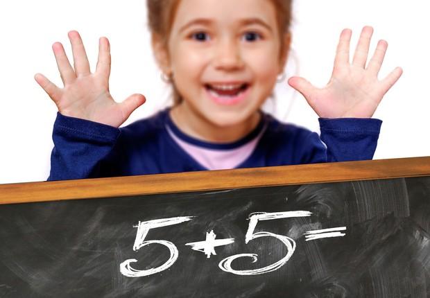escola; criança; educação infantil (Foto: Pixabay)