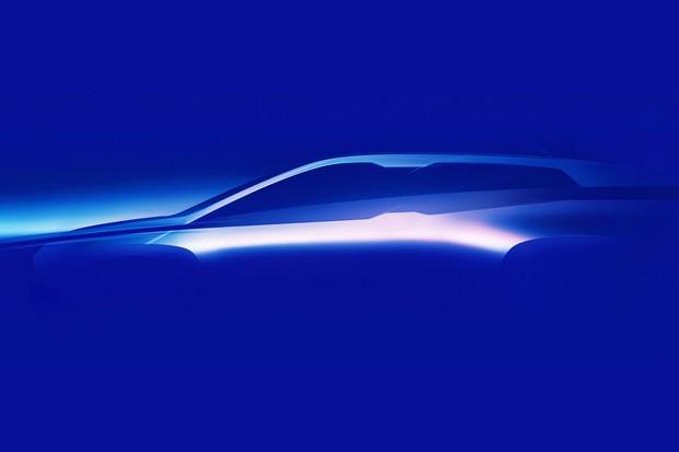 Teaser: BMW iNext (Foto: divulgação)