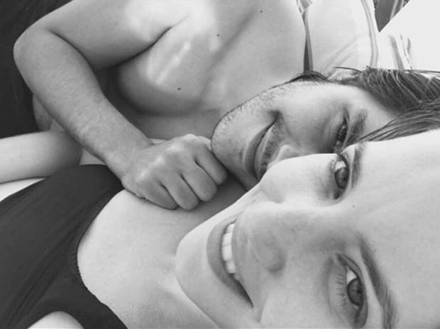 Nathalia Dill e o namorado, Pedro Curvello (Foto: Reprodução/Instagram)