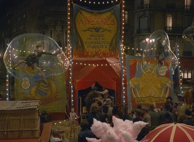 Um circo de feitiçaria será uma das atrações no filme (Foto: Warner Bros/ Reprodução)