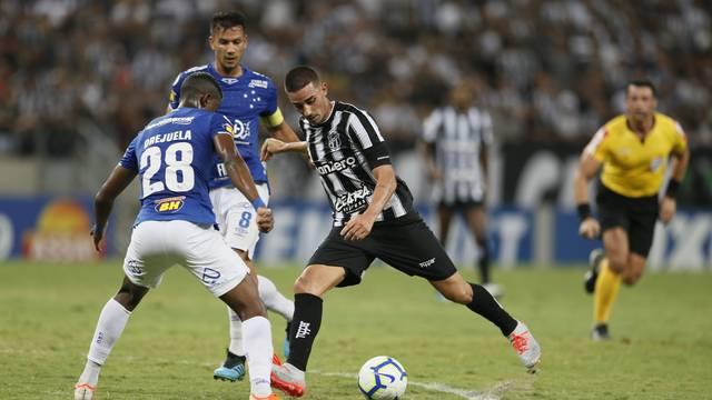 Ceará x Cruzeiro, Arena Castelão