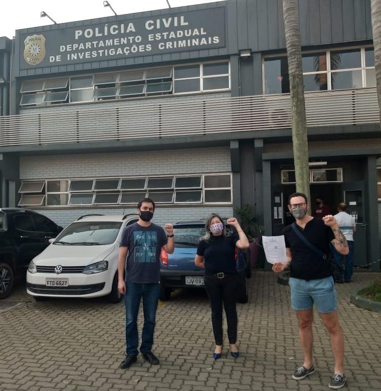 Associação de professores de Porto Alegre denuncia ataques racistas durante reunião virtual