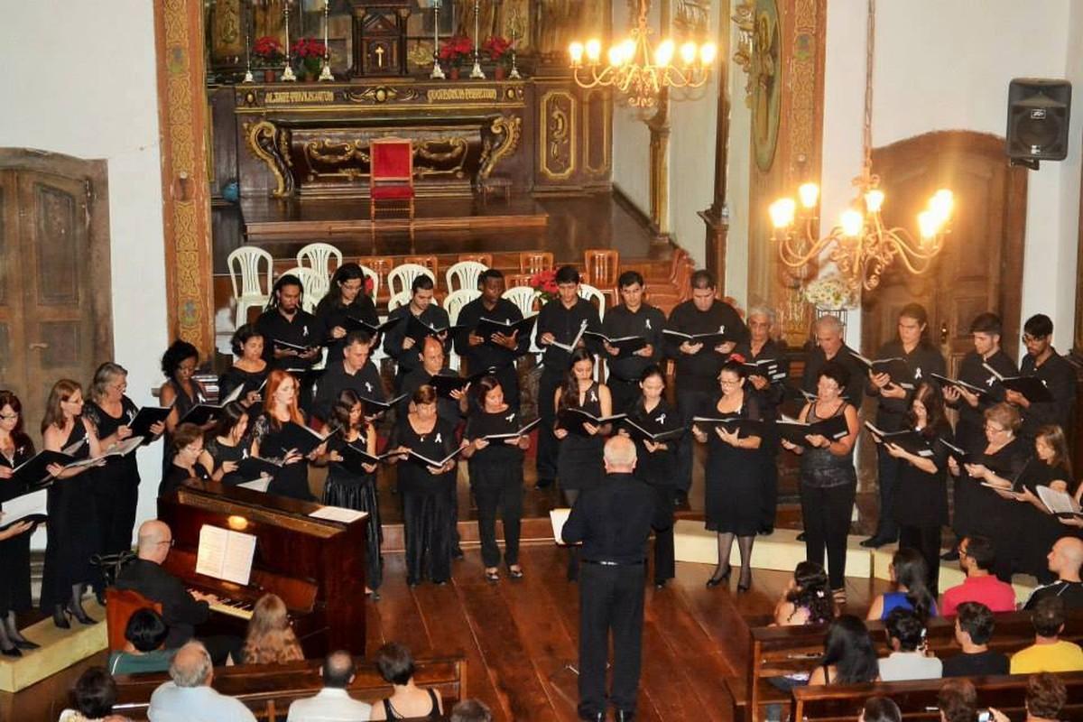 Concerto celebra 32º aniversário do Coral do Carmo, neste domingo, em Mogi das Cruzes